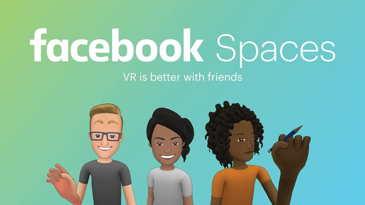 Logo Facebook Spaces