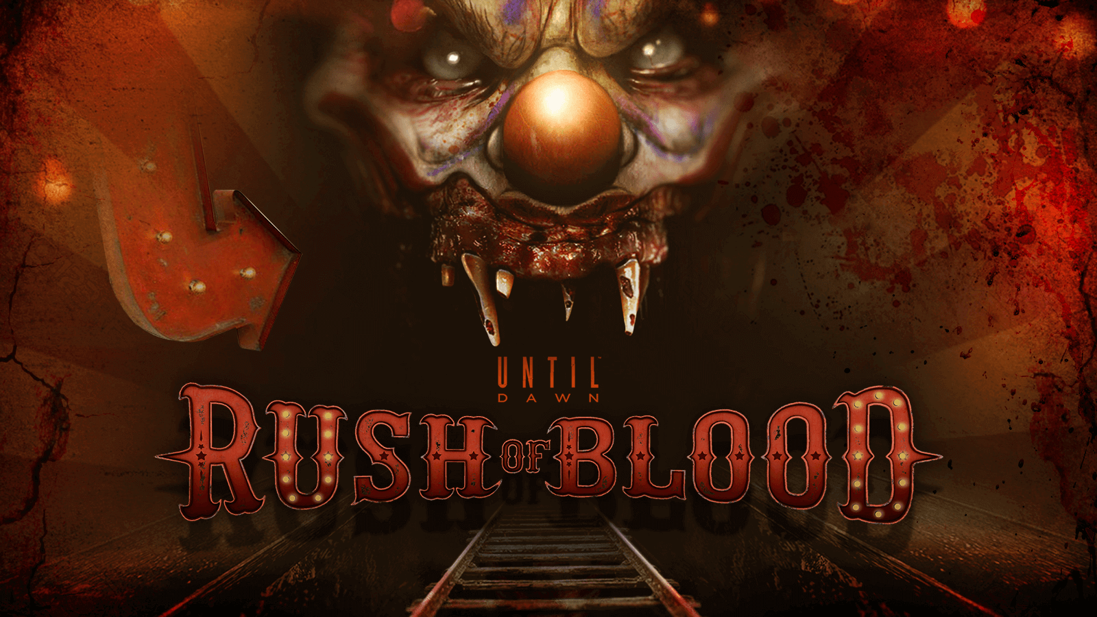 Until Dawn: Rush of Blood ps vr game